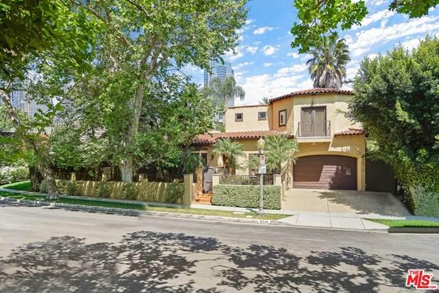 10348 Calvin Avenue, Los Angeles (City), CA 90025 (#20598798) :: The Miller Group