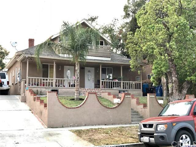 3731 Randolph Avenue, Los Angeles (City), CA 90032 (#320002217) :: Bob Kelly Team