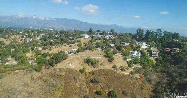 0 Hulbert Ave/ Hanscom Dr., South Pasadena, CA 91030 (#320002218) :: The Parsons Team