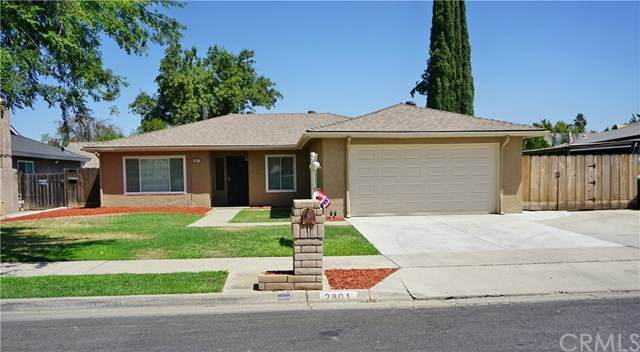 2801 Greenwood Drive, Madera, CA 93637 (#MD20128997) :: Rogers Realty Group/Berkshire Hathaway HomeServices California Properties