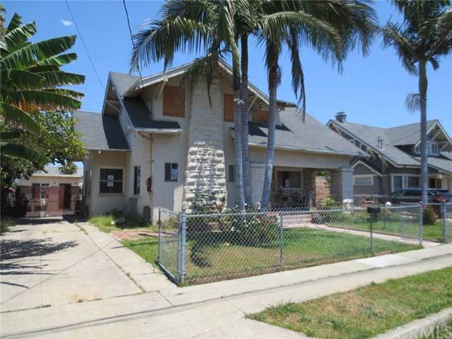 4537 W 16th Place, Los Angeles (City), CA 90019 (#OC20127299) :: Mark Nazzal Real Estate Group