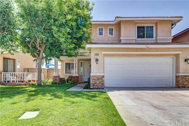 14701 Saddlepeak Drive, Fontana, CA 92336 (#IG20126751) :: The Marelly Group | Compass