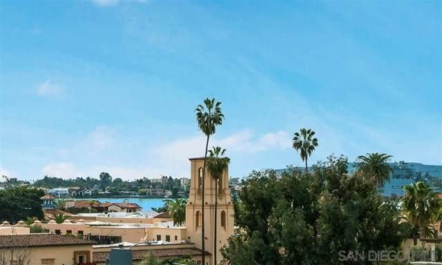 655 India Street #403, San Diego, CA 92101 (#200030599) :: Powerhouse Real Estate