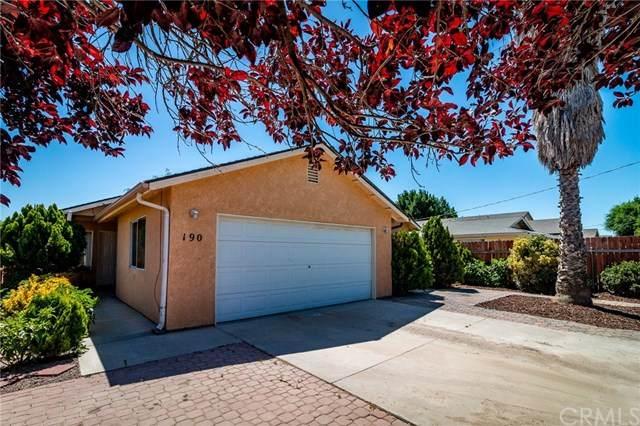 190 N 5th Street, Shandon, CA 93461 (#NS20128257) :: Crudo & Associates