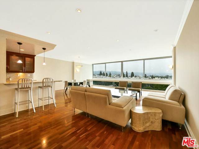 2220 Avenue Of The Stars #503, Los Angeles (City), CA 90067 (#20598368) :: The Miller Group