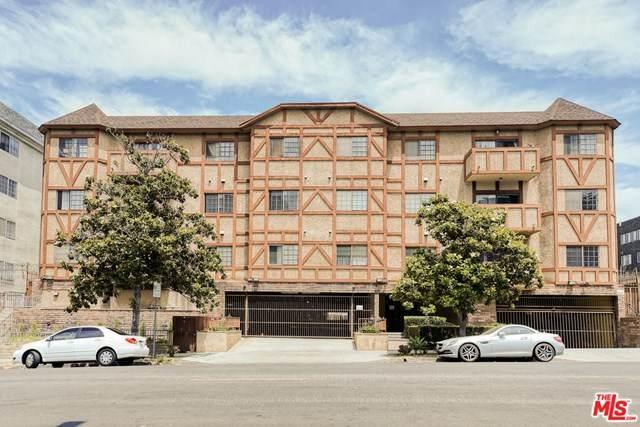 424 S Westmoreland Avenue #309, Los Angeles (City), CA 90020 (#20598132) :: Team Tami