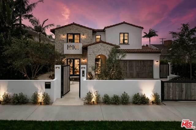433 El Medio Avenue, Pacific Palisades, CA 90272 (#20598260) :: The Miller Group