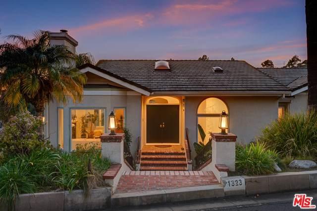 1323 Marianna Road, Pasadena, CA 91105 (#20598008) :: The Brad Korb Real Estate Group