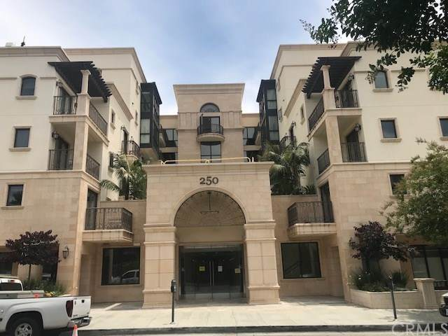250 S De Lacey Avenue 406A, Pasadena, CA 91105 (#AR20129191) :: The Brad Korb Real Estate Group