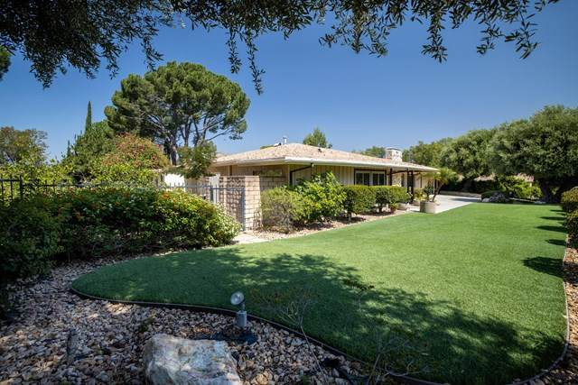 16609 Knollwood Drive, Granada Hills, CA 91344 (#220006843) :: The Brad Korb Real Estate Group