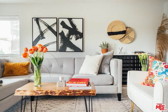 1037 N Vista Street #203, West Hollywood, CA 90046 (#20598778) :: The Marelly Group | Compass