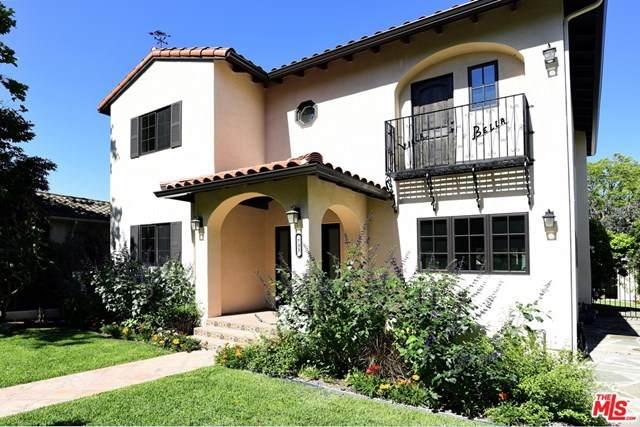 733 N Citrus Avenue, Los Angeles (City), CA 90038 (#20598934) :: The Miller Group