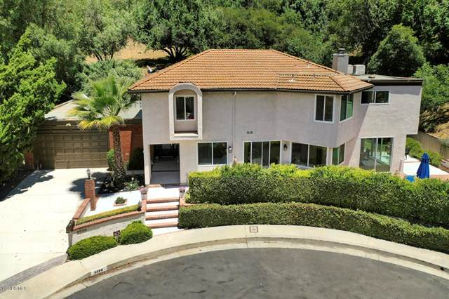 1266 Calle De Sevilla, Pacific Palisades, CA 90272 (#220006865) :: Sperry Residential Group