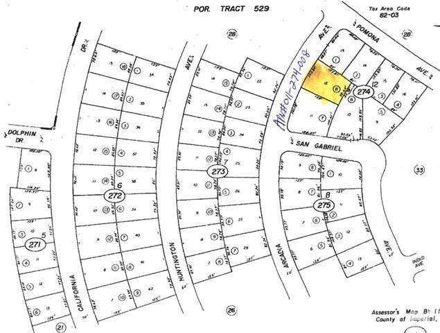 1215 Arcadia Avenue, Salton City, CA 92275 (#219045428DA) :: The Costantino Group | Cal American Homes and Realty