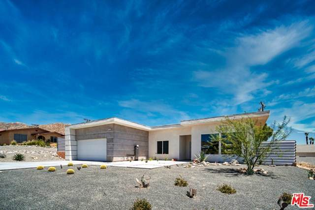 9714 Palm Drive, Desert Hot Springs, CA 92240 (#20598800) :: eXp Realty of California Inc.