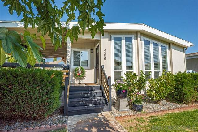 9255 N N Magnolia Ave Spc 289, Santee, CA 92071 (#200030676) :: The Costantino Group | Cal American Homes and Realty