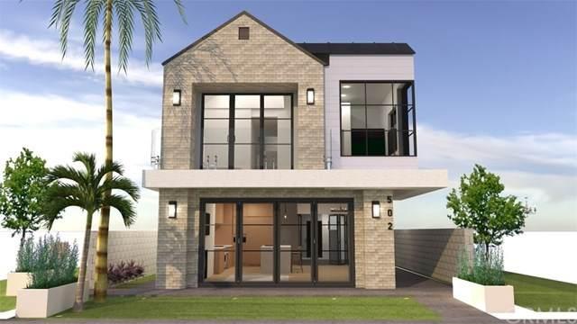 502-.5 Marigold, Corona Del Mar, CA 92625 (#OC20115002) :: Doherty Real Estate Group