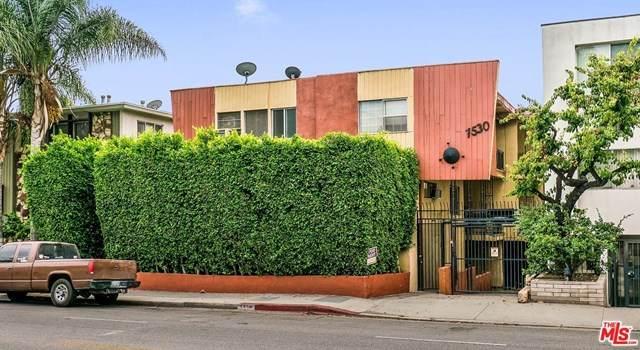 7530 Fountain Avenue, West Hollywood, CA 90046 (#20598848) :: The Najar Group