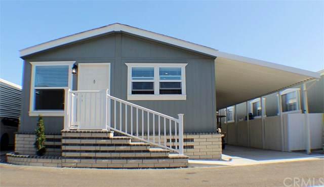 21851 Newland #214, Huntington Beach, CA 94646 (#OC20129054) :: The Najar Group