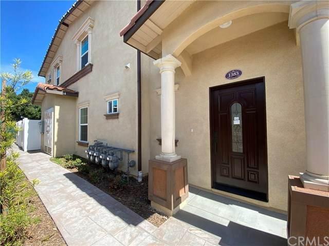 1383 S San Antonio Avenue, Pomona, CA 91766 (#CV20128449) :: Apple Financial Network, Inc.