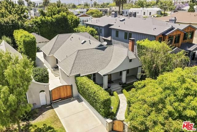 827 N Sierra Bonita Avenue, Los Angeles (City), CA 90046 (#20599088) :: The Marelly Group | Compass