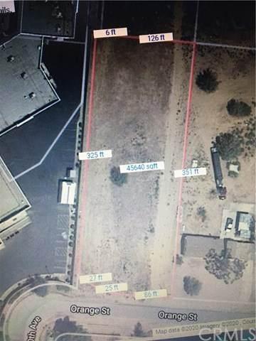 0 Orange Street, Hesperia, CA 92345 (#MB20129628) :: Rogers Realty Group/Berkshire Hathaway HomeServices California Properties