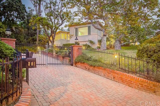 801 Stanford Street, Santa Monica, CA 90403 (#BB20129635) :: Doherty Real Estate Group