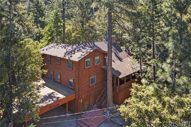 1308 Aspen Court, Pine Mountain Club, CA 93222 (#SR20129391) :: A|G Amaya Group Real Estate