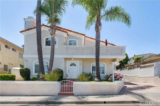 2620 Voorhees Avenue A, Redondo Beach, CA 90278 (#SB20129080) :: Millman Team