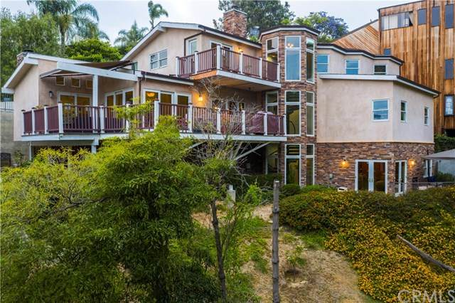 775 Summit Drive, Laguna Beach, CA 92651 (#LG20122545) :: The Miller Group