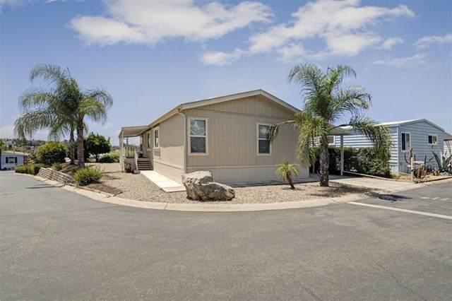955 Howard Ave Spc 71, Escondido, CA 92029 (#200030772) :: Brandon Hobbs Group