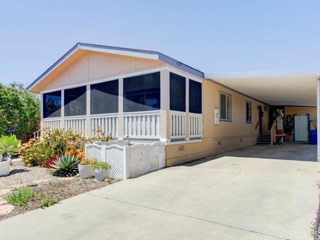 765 Mesa View Drive #223, Arroyo Grande, CA 93420 (#PI20121982) :: Z Team OC Real Estate