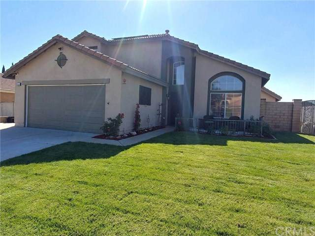 1021 Willmont Way, Beaumont, CA 92223 (#IG20128212) :: Allison James Estates and Homes
