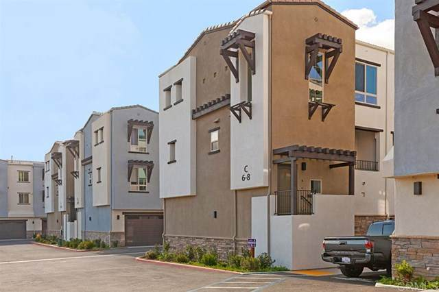 8850 Olive Ln #6, Santee, CA 92071 (#200030794) :: The Costantino Group | Cal American Homes and Realty