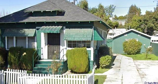 2163 W 27TH Street, Los Angeles (City), CA 90018 (#320002231) :: Mark Nazzal Real Estate Group