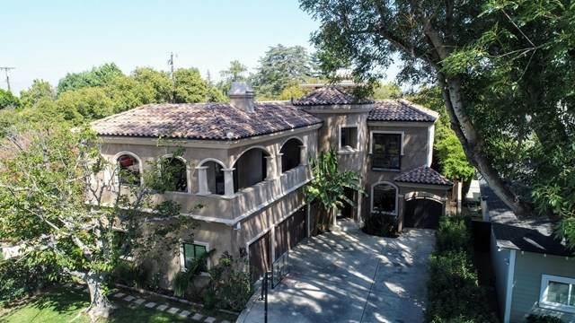 4702 Burnet Avenue, Sherman Oaks, CA 91403 (#220006901) :: The Brad Korb Real Estate Group