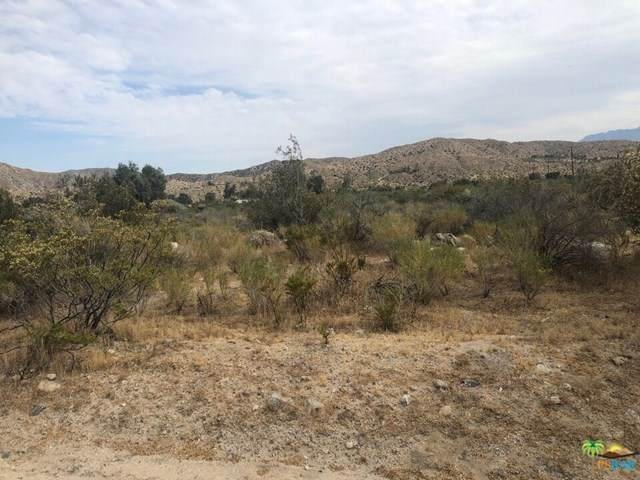 0 Pioneer Road, Morongo Valley, CA 92256 (#20599268) :: Sperry Residential Group