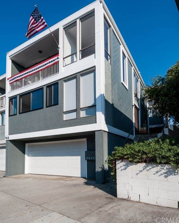 748 Manhattan Beach Boulevard B, Manhattan Beach, CA 90266 (#SB20129777) :: Twiss Realty
