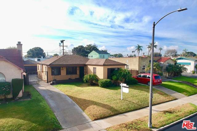 2136 W 78Th Place, Los Angeles (City), CA 90047 (#20598936) :: Compass