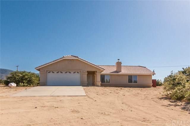 125 Prado Road, Pinon Hills, CA 92372 (#CV20129884) :: A|G Amaya Group Real Estate