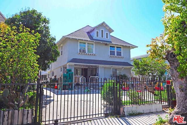1744 W 23Rd Street, Los Angeles (City), CA 90018 (#20599280) :: Mark Nazzal Real Estate Group