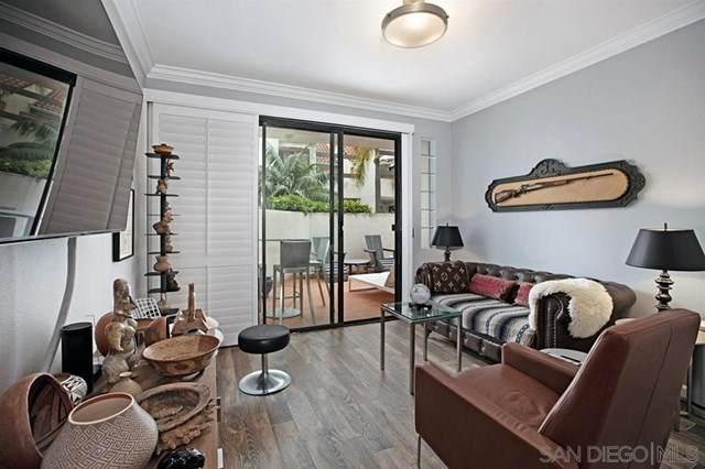 701 Kettner Blvd #143, San Diego, CA 92101 (#200030828) :: Powerhouse Real Estate