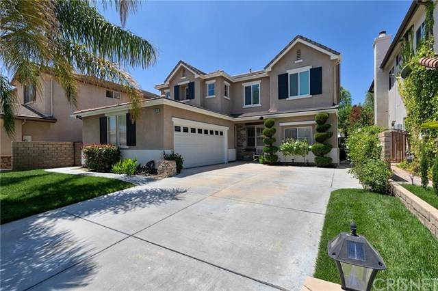 26478 Kipling Place, Stevenson Ranch, CA 91381 (#SR20129075) :: Compass