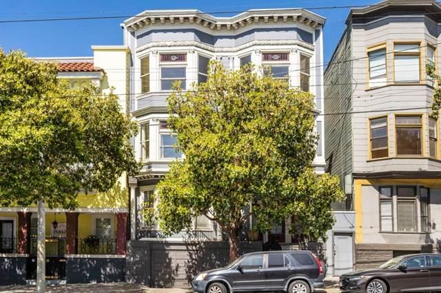 514 Church Street, San Francisco, CA 94114 (#ML81799118) :: Compass