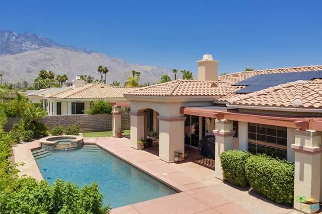 3777 E Ponderosa Way, Palm Springs, CA 92264 (#20599312) :: The Marelly Group   Compass