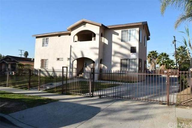 11125 S Budlong Avenue, Los Angeles (City), CA 90044 (#PW20130006) :: eXp Realty of California Inc.