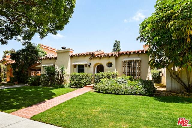 2336 Midvale Avenue, Los Angeles (City), CA 90064 (#20598880) :: The Miller Group