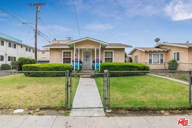 820 S Grevillea Avenue, Inglewood, CA 90301 (#20598760) :: The Marelly Group | Compass