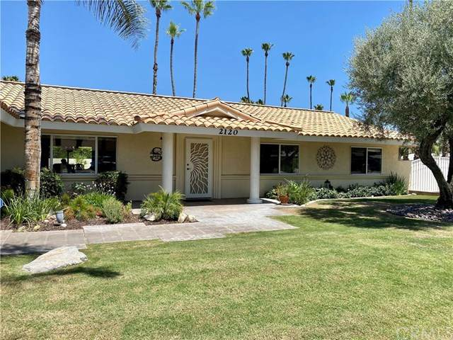 2120 S Birdie Way, Palm Springs, CA 92264 (#EV20129988) :: The Marelly Group   Compass