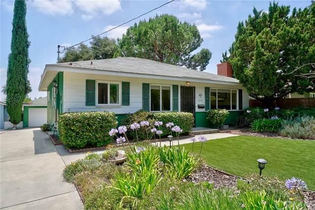 230 W Montecito Avenue, Sierra Madre, CA 91024 (#AR20126328) :: The Parsons Team